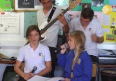 Sotogrande International School – A session with the music students