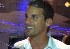David Bentley – Exclusive Interview! at La Sala-Gibraltar