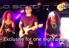 Sister Sledge – La Sala Gibraltar – Sat 29th August 2015