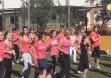 "Zumbathon Charity Event ""Party in Pink"" – 2011"