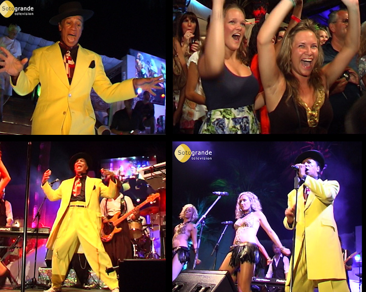 Kid Creole & His Coconuts – Interview – Nikki Beach 2011