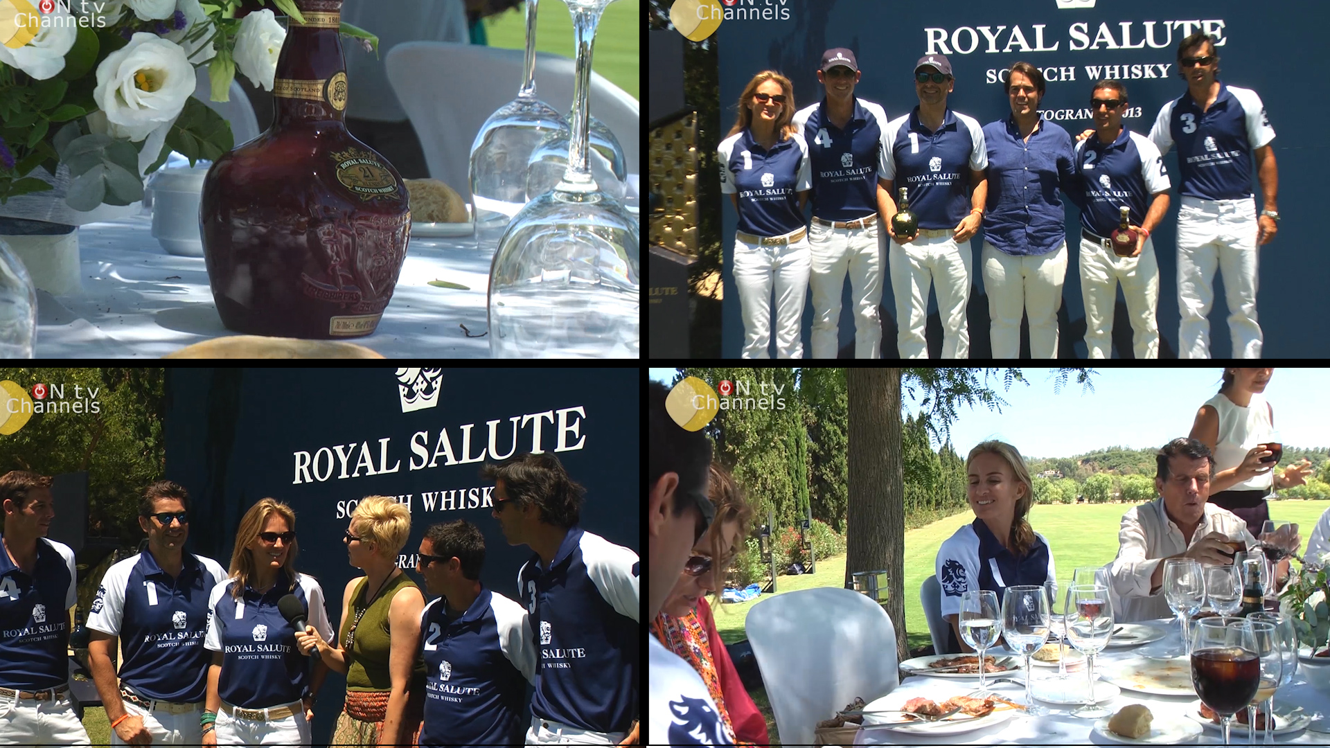 Royal Salute Scotch Whisky Polo Team – Sotogrande – Spain