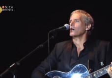 EXCLUSIVE Interview with Michael Bolton – Concert at Puente Romano – Marbella – Spain 2013